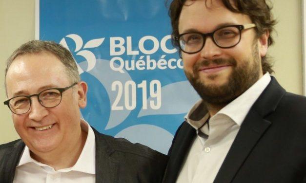 Yves Perron et Gabriel Ste-Marie lancent un appel de solidarité afin de soutenir le secteur des cabanes à sucre