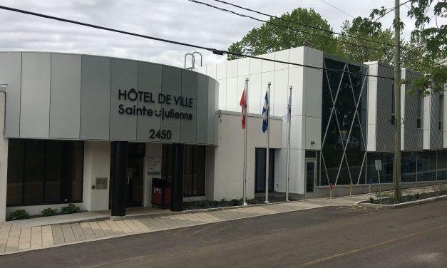 Nouvelles restrictions prises par le Comité de la sécurité civile de Sainte-Julienne