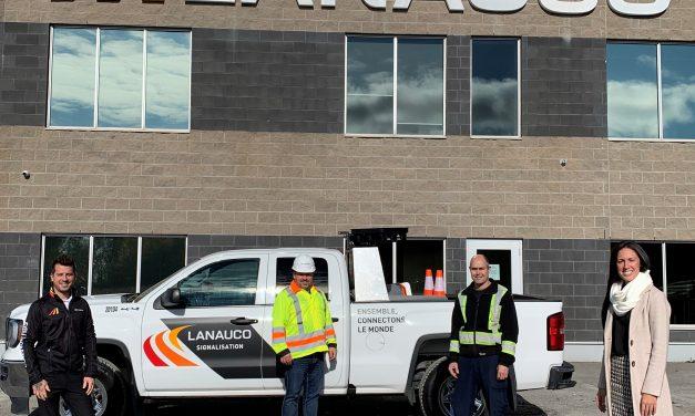 L'entreprise Lanauco lance un tout nouveau service : Lanauco Signalisation
