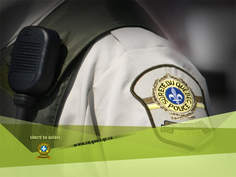 Tentative de vol de guichet à Sainte-Émélie-de-L'Énergie: deux arrestations
