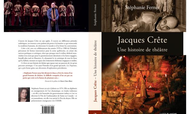 Un premier livre pour Stéphanie Fernet
