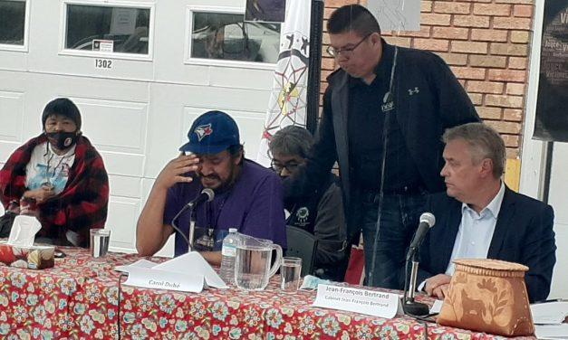 Décès de Joyce Echaquan : la famille va poursuivre le CHDL