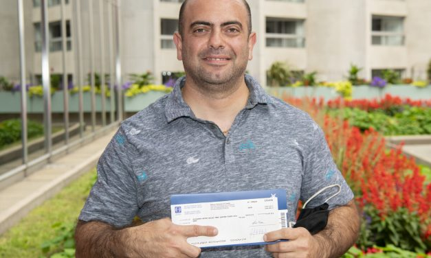 Un Lanaudois remporte gros au Lotto 6/49!