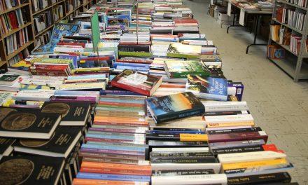 La méga vente de livres aux magasins de la Société Saint-Vincent de Paul de Joliette revient en novembre