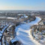 Citoyens actifs et citoyennes actives cet hiver : les passerelles entre SCB et NDP seront déneigées