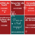 La magie de Noël s'empare de Saint-Lin-Laurentides!