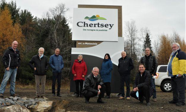 Bienvenue à Chertsey!