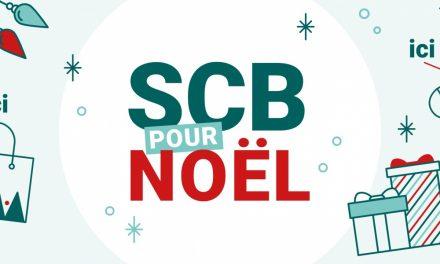 SCB pour Noël : une réussite sur toute la ligne !