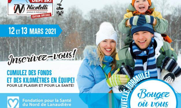Défi Ski Nicoletti pneus & mécanique 2021 : une édition spéciale où les sports d'hiver sont à l'honneur!