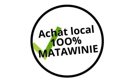 Énorme succès pour l'édition de Noël des cartes-cadeaux 100% Matawinie de la MRC de la Matawinie