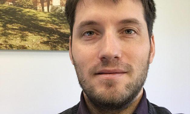 Mathieu Voghel-Robert, candidat à l'élection partielle pour le siège #1 de Saint-Jacques