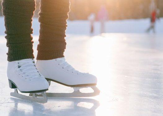 C'est Noël en avance pour les patineurs charlois!