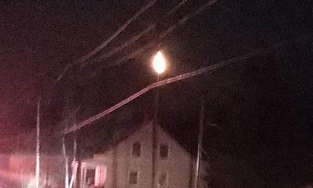 Saint-Gabriel-de-Brandon : l'incendie d'une installation électrique cause une panne