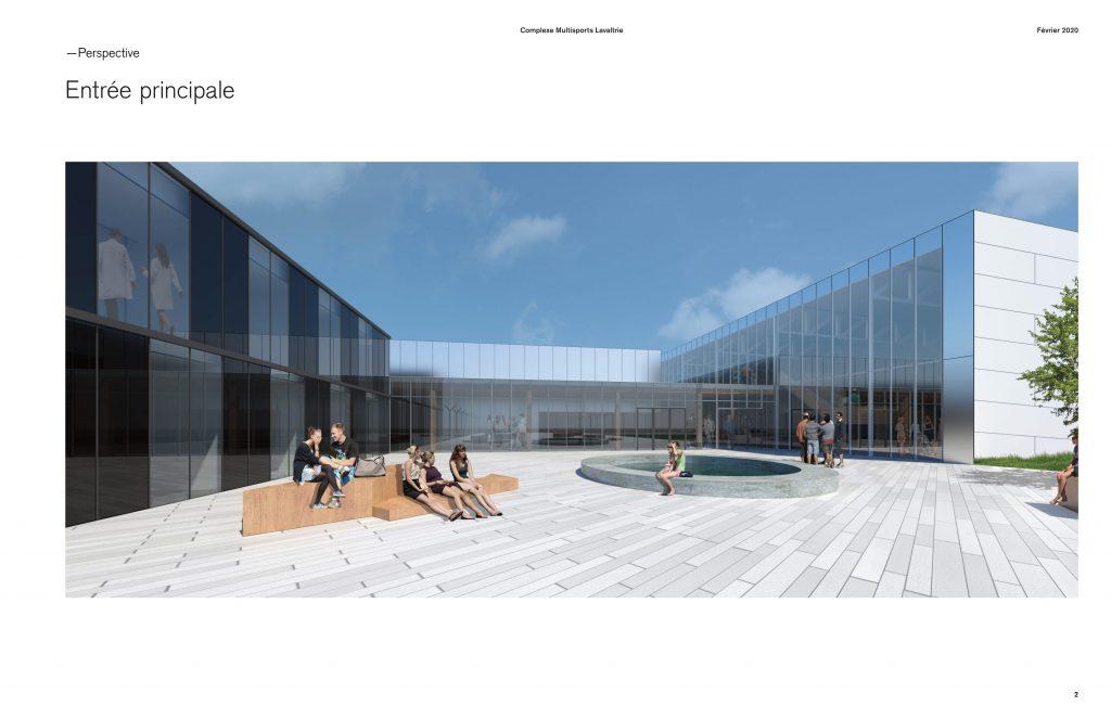 Projet de construction d'un complexe multisports à Lavaltrie : le gouvernement refuse l'aide financière demandée