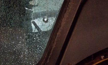 Saint-Calixte : une vitre d'une machinerie locale reçoit un projectile d'arme