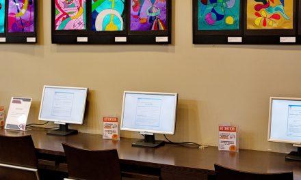 Espace de travail sur réservation pour les élèves et les étudiants