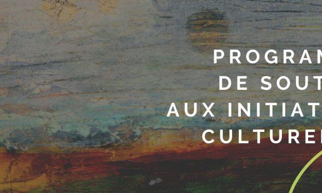 Saint-Alphonse-Rodriguez : programme de soutien aux initiatives culturelles