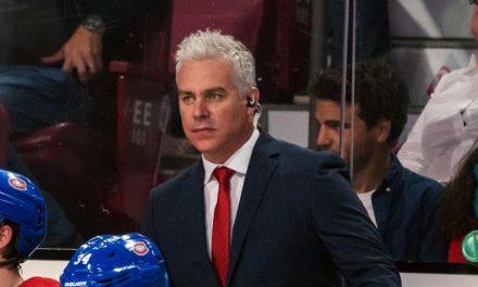 Dominique Ducharme nommé entraîneur-chef par intérim du Canadien