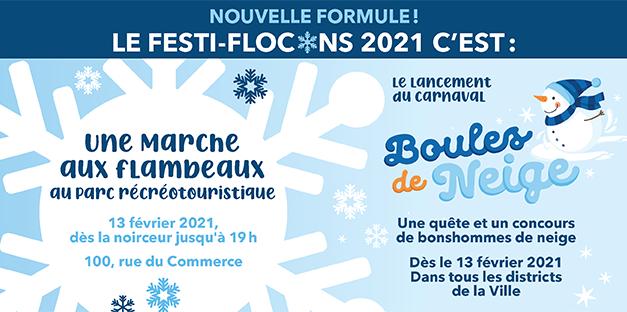 La Ville de Saint-Lin-Laurentides propose un Festi-Flocons réinventé!