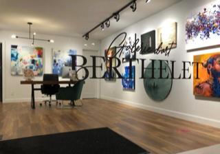 Ouverture de la Galerie d'art Berthelet