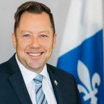 Le député Louis-Charles Thouin réintègre le caucus de la CAQ