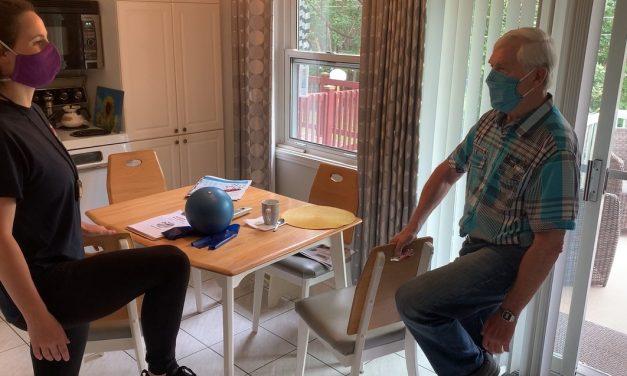 Des séances d'activité physique gratuites pour les personnes vivant avec la maladie de Parkinson dans la région de Joliette