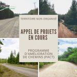Lancement de l'appel de projets PACT