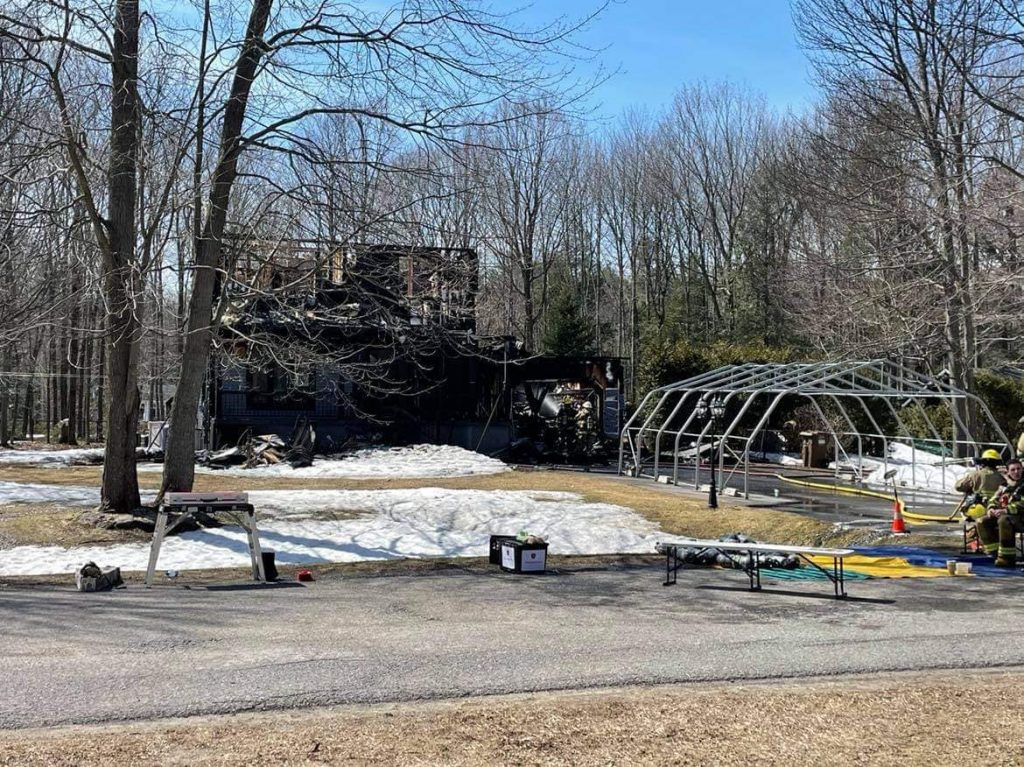 Incendie suspect à Saint-Paul