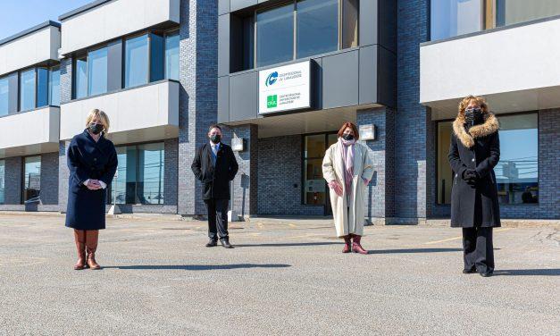 Accessibilité des services universitaires de proximité en région – 750 000 $ au Centre régional universitaire de Lanaudière