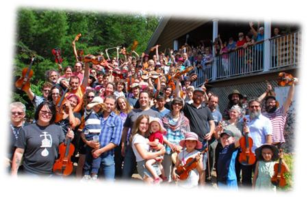 Camp Violon Trad Québec – 3 jours de formation en violon, guitare, et piano ! Inscris-toi !