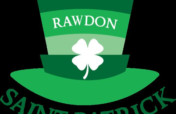 Rawdon se prépare à La Saint-Patrick
