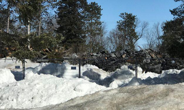 Incendie maîtrisé à la résidence Sainte-Anne