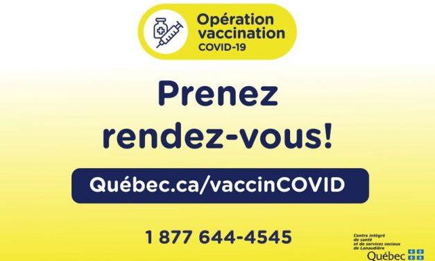 Campagne de vaccination contre la COVID-19 – Des sites ambulants avec rendez-vous pour favoriser un service de proximité