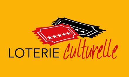 Loterie culturelle 2019 : Avis aux gagnants
