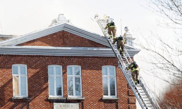 Rawdon : La résidence Sainte-Anne endommagée par un incendie