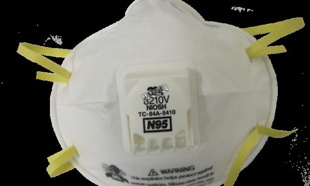 La CNESST oblige également le port du N95, ou d'une protection supérieure, en zone tiède