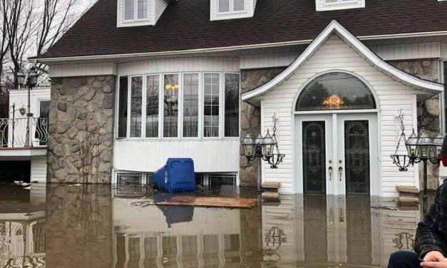 Inondation de la rivière L'Assomption : Saint-Félix-de-Valois fait le point