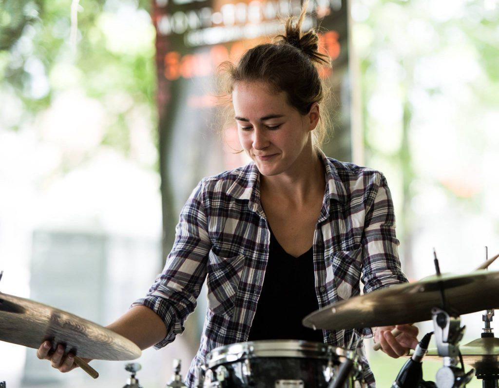 Maude Bastien-Désilets admise au New England Conservatory de Boston