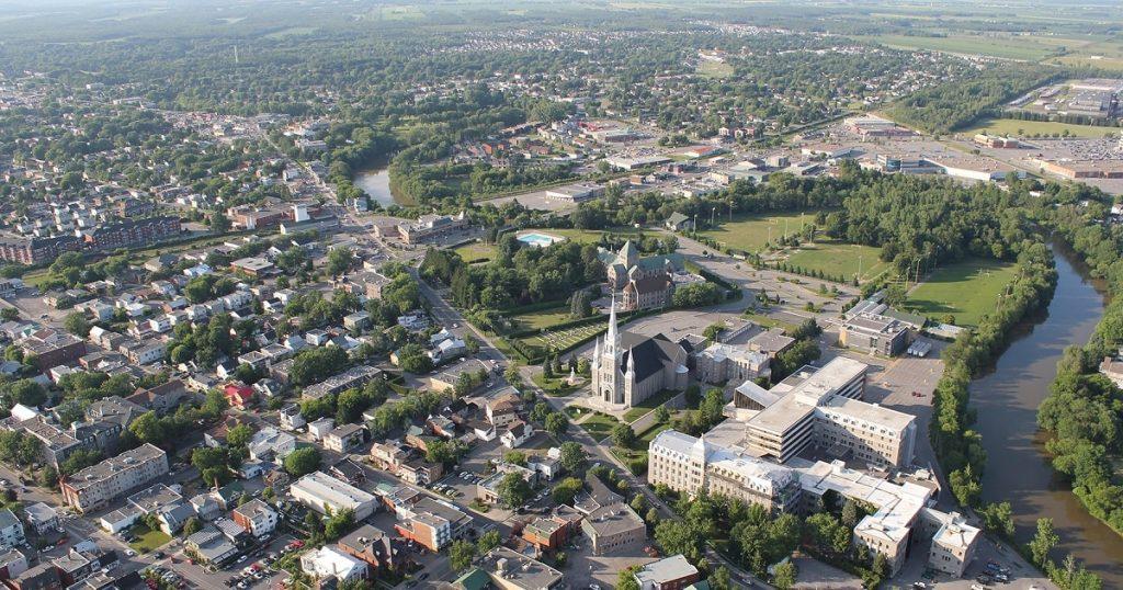 Indice de bonheur Léger : Joliette, ville heureuse!