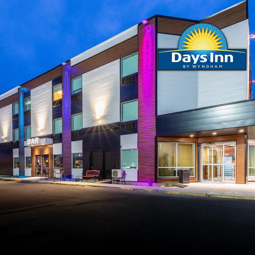 Un prix pour l'Hôtel Days Inn Berthierville