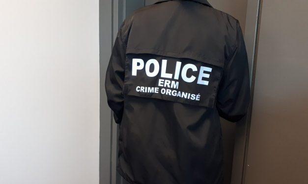 Perquisitions et arrestation par l'EMR Outaouais