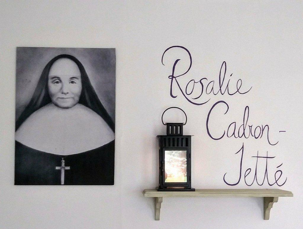 Célébration du 2.0 du 15e anniversaire de la Maison Rosalie-Cadron