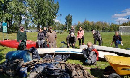 Lavaltrie et le Défi Saint-Laurent : des gestes concrets pour l'environnement!