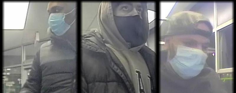 Joliette : trois suspects de fraudes à identifier