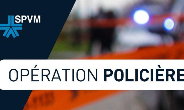 Trois suspects arrêtés pour trafic d'armes prohibées et de stupéfiants