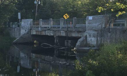 Rawdon : réfection du pont-barrage de la route 337
