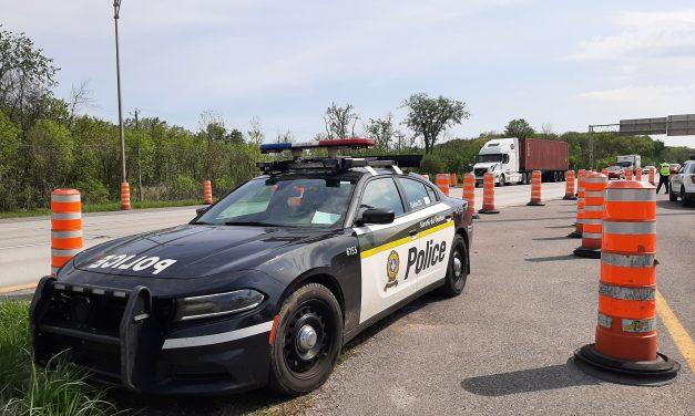 Opérations en matière de sécurité routière dans les régions de la Mauricie et de Lanaudière
