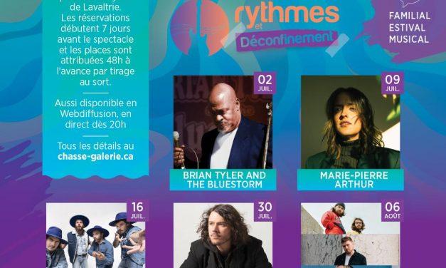 Rythme et déconfinement : 8 spectacles gratuits à Lavaltrie