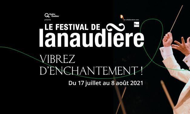 Le retour des grands concerts devant public dans une vibrante édition du Festival de Lanaudière !
