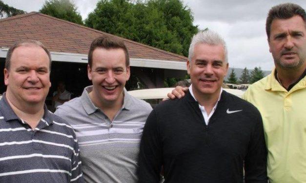 Retour de l'Omnium de Golf André Chalut
